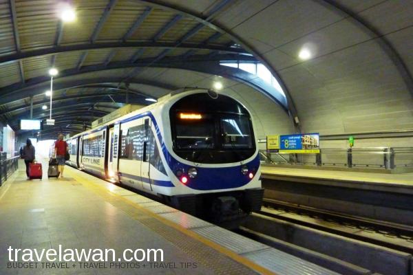 Dari Bandara Suvarnabhumi ke Pusat Kota Bangkok, Naik Taxi Atau Kereta Airport Rail Link